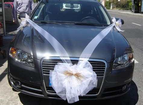 nettoyer si鑒e voiture comment décorer voiture mariage tulle
