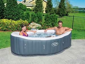 Spa 2 Places Gonflable : spa ovale lay z siena 2 places 86454 ~ Melissatoandfro.com Idées de Décoration