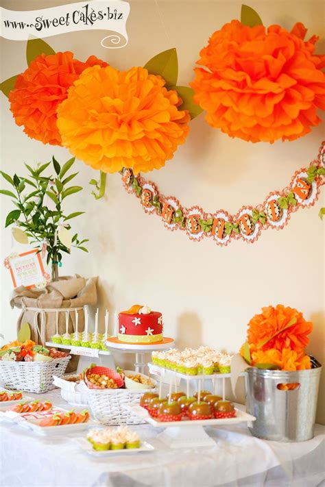 fall parties  fun  festive decorating ideas