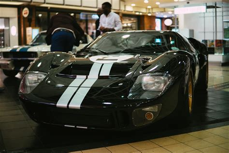 south africans show shelby love  ford  ferrari