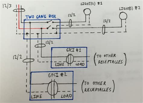 Electrical Need Help Designing Circuit Layout