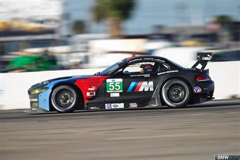 Bmw Team Rll Finishes Fourth And Seventh As Bmw Z4 Gte