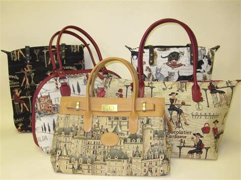 Tapisserie Royale by Tapestry Bags Arrived From