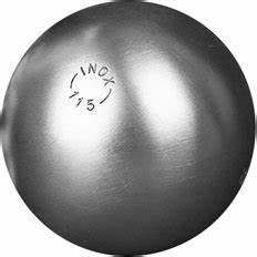 Boule De Petanque Inox : boule la boule bleue inox 115 avis et caract ristiques ~ Premium-room.com Idées de Décoration