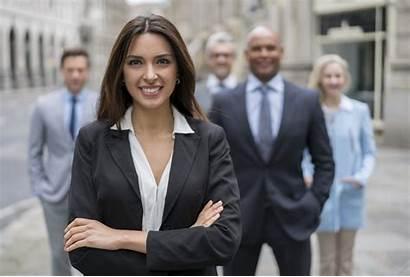 Business Woman Successful Leading Team Istock Lead