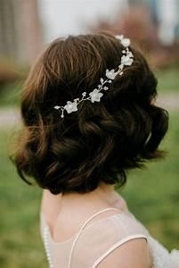 Accessoires Cheveux Courts : sos j 39 ai les cheveux courts quelle coiffure pour mon mariage ~ Preciouscoupons.com Idées de Décoration