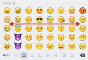 emoji for iphone emoji how to use emoji on iphone running ios 8 3