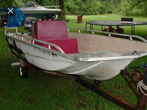 Boat Motor Repair Shreveport La by Ski Barge For Sale