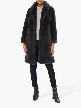 Fur Collar Coat | Shop the world's largest collection of ...