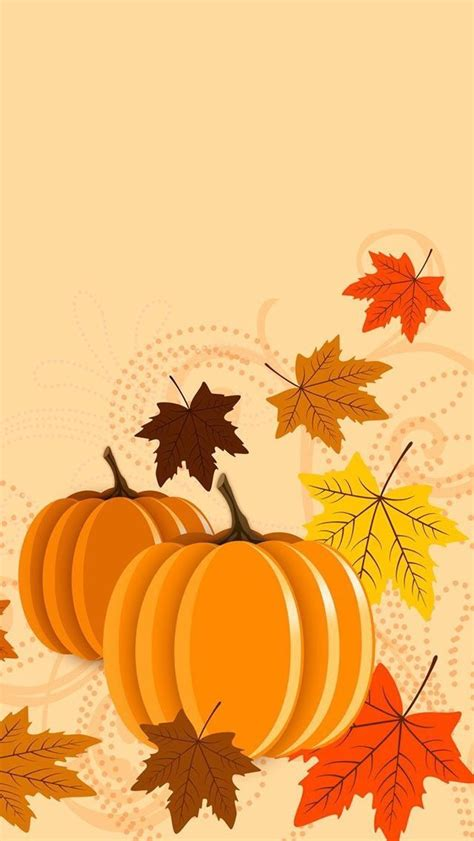 Fall Wallpaper Iphone Pumpkins by Pin By M Pam Varone On Iphone Wallpapers 壁紙 イラスト