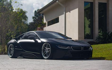 Wallpapers Bmw I8 Matte Black, Bmw, Cars, Supercar, Bmw I8