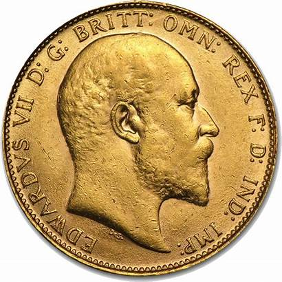 Sovereign Edward Gold Vii 1910 1904 1907