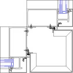 curtain wall corner plan detail curtain menzilperde net