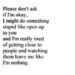 I Thought He Cared About Me Quotes