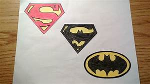 Cool Superman Logo Drawings | www.pixshark.com - Images ...