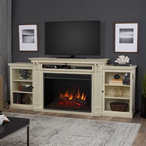 Buy Fireplace Tv Stand From Overstockcom For Everyday