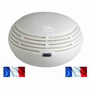 Detecteur De Fumée : detecteur de fumee calypso ii ~ Melissatoandfro.com Idées de Décoration