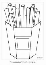 Coloring French Fries Kidadl Strapi Production West Printable sketch template