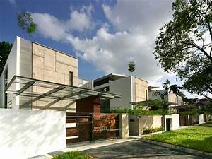Modern, Minimalist, Tropical, Home, Design