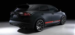 Toyota, Harrier, By, Wald, International, Has, The, Black, Bison