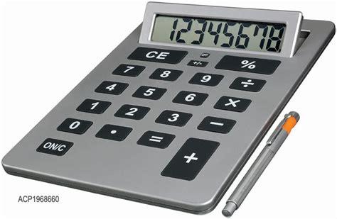 objets publicitaires articles de bureau calculatrices