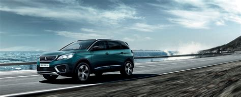 peugeot latest model new suv peugeot 5008 technology driving and parking