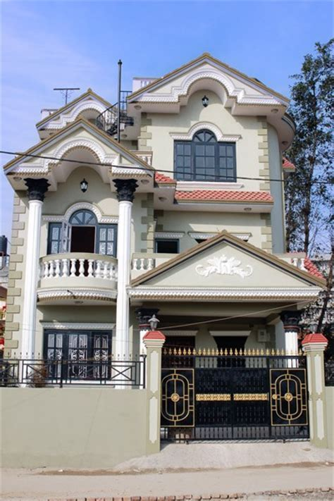Modern House In Nepal