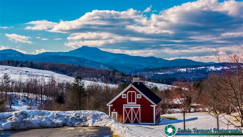 scenic vermont photography camels hump waterbury