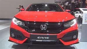 Honda Civic Sport Plus : honda civic 1 5 vtec turbo sport plus 2018 exterior and interior youtube ~ Medecine-chirurgie-esthetiques.com Avis de Voitures