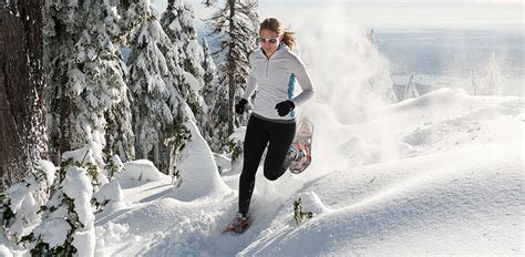 snowshoe snowshoeing mountain grouse clinics grind vancouver beginners grousemountain peak hours clinic