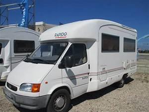 Camping Car Ford Transit Occasion : rapido 744 le randonneur occasion de 1998 ford camping car en vente claira pyrenees ~ Medecine-chirurgie-esthetiques.com Avis de Voitures