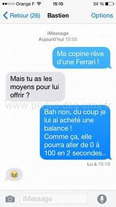 discussion avec son copain