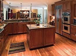 best hardwood floor for kitchen what flooring goes with cherry cabinets quora 7702