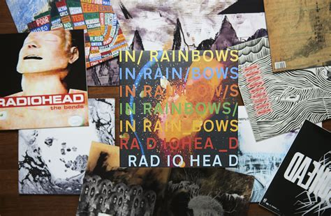 The Untold Stories Behind Radiohead's Album Covers
