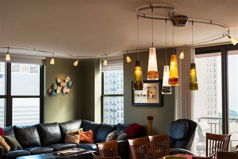 wall mounted track lighting distinctive style lighting choice homesfeed