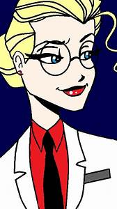 Dr. Harleen Quinzel by FluffyxHorror on DeviantArt