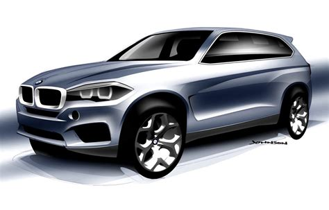2017 Bmw X7 Are Going To Be Unveiled With Output