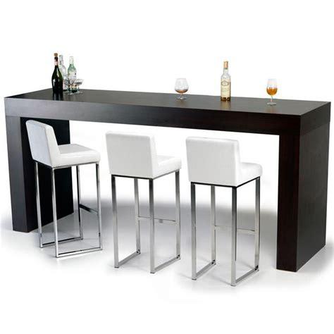 meubles de cuisine d occasion table haute quot hour quot wengé achat vente mange