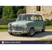 Austin Mini 1960s Stock Photos &