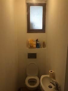Une idée déco pour mes wc