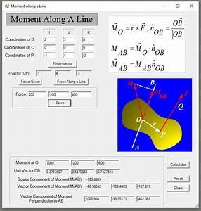 Engineering Statics Problem Solutions  Free Body Diagram