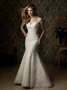 trumpet wedding dresses with sweetheart neckline naf dresses With trumpet dress wedding