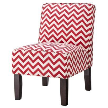 Burke Slipper Chair With Buttons by Burke Armless Slipper Chair Chevron New Digs