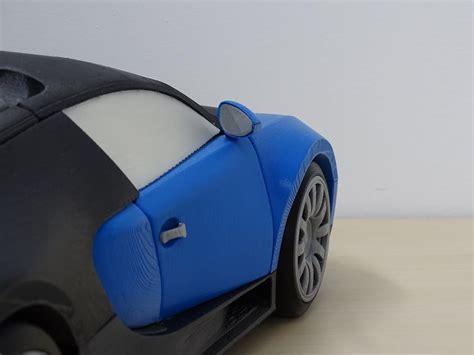 hbot   prints  amazing bugatti veyron  scale