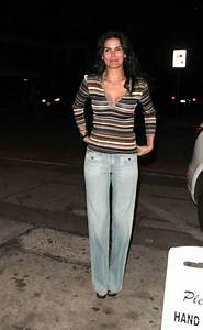 """Angie Harmon - """"Craigs"""" Restaurant in West Hollywood 10/25 ..."""