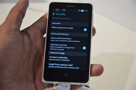 how to sideload install android apps on nokia x from