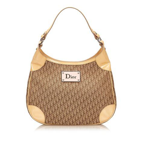 christian dior monogram shoulder bag property room