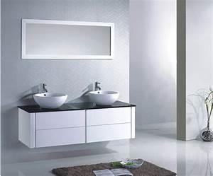 Meuble Vasque Miroir Salle De Bain