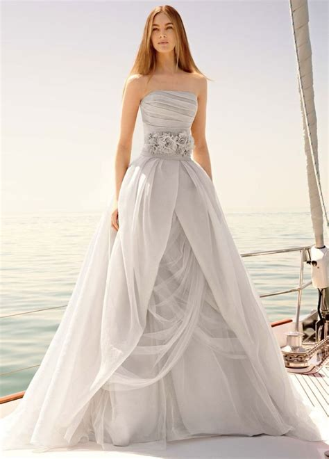 I Love This Vera Wang For Davids Bridal Sterling Ball