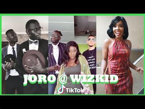 wizkid joro dance joro lyrics joro snippet joro choreography joro challenge